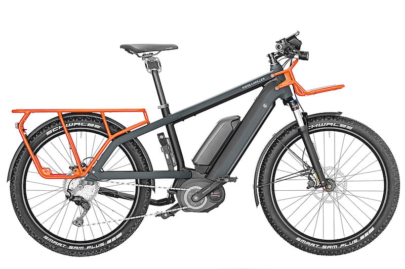 Riese & Müller ebikes