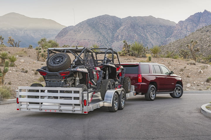 road rave how to tow a trailer towing tips and tricks chevy photos 204
