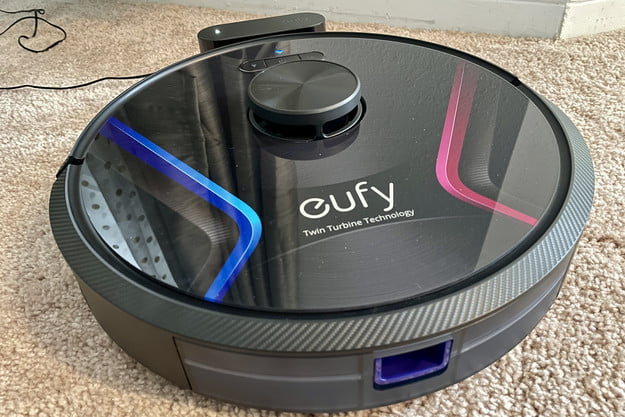 Eufy RoboVac X8 review: When turbine action meets unavoidable collisions