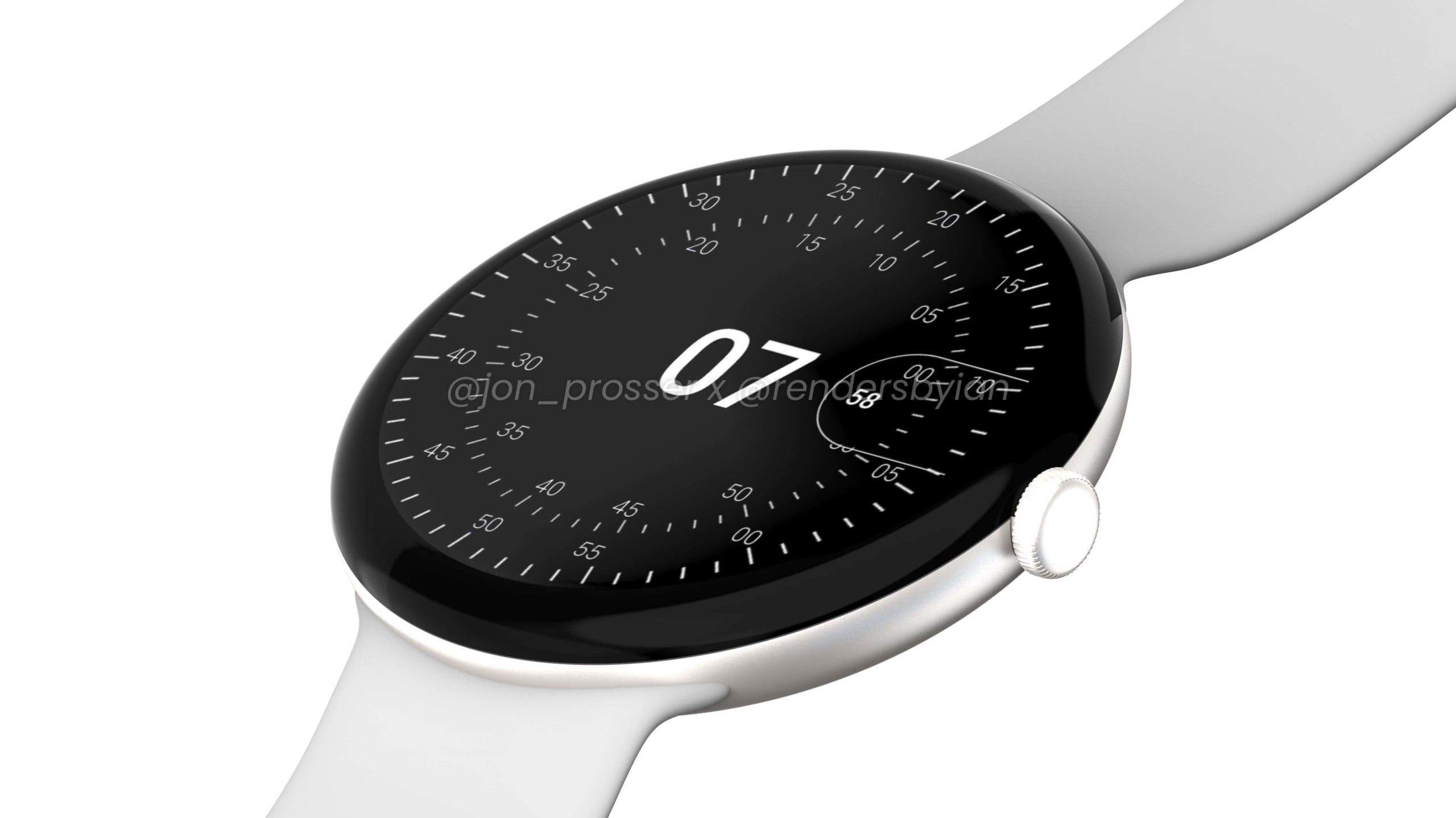 google pixel watch leaked images rohan 3