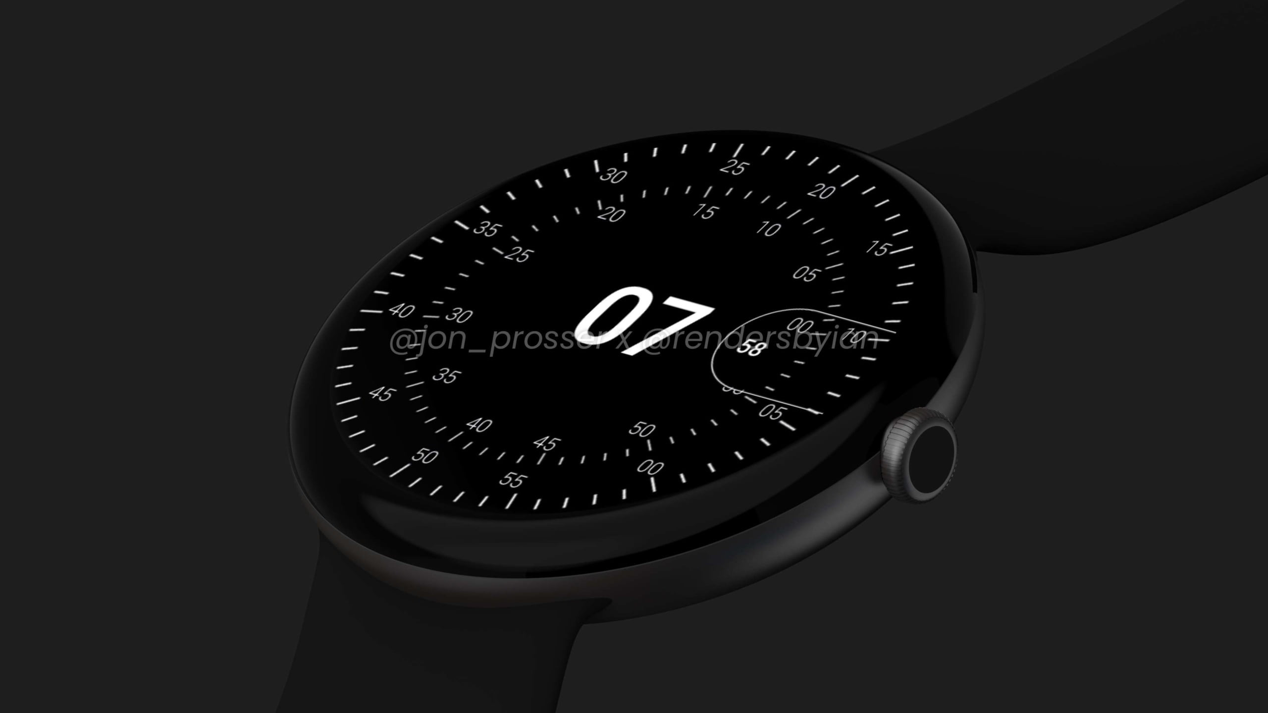 google pixel watch leaked images rohan 6