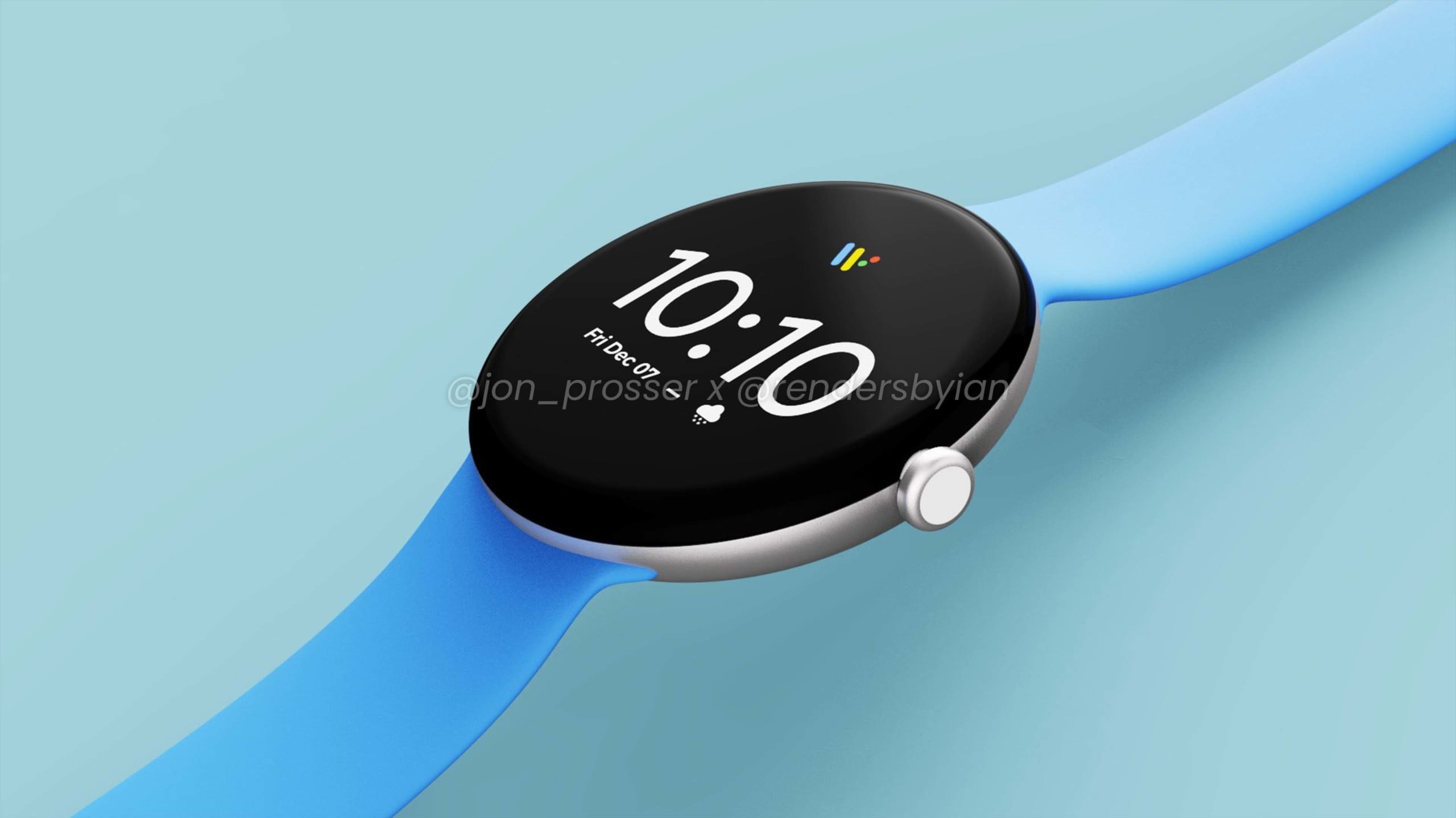 google pixel watch leaked images rohan 8
