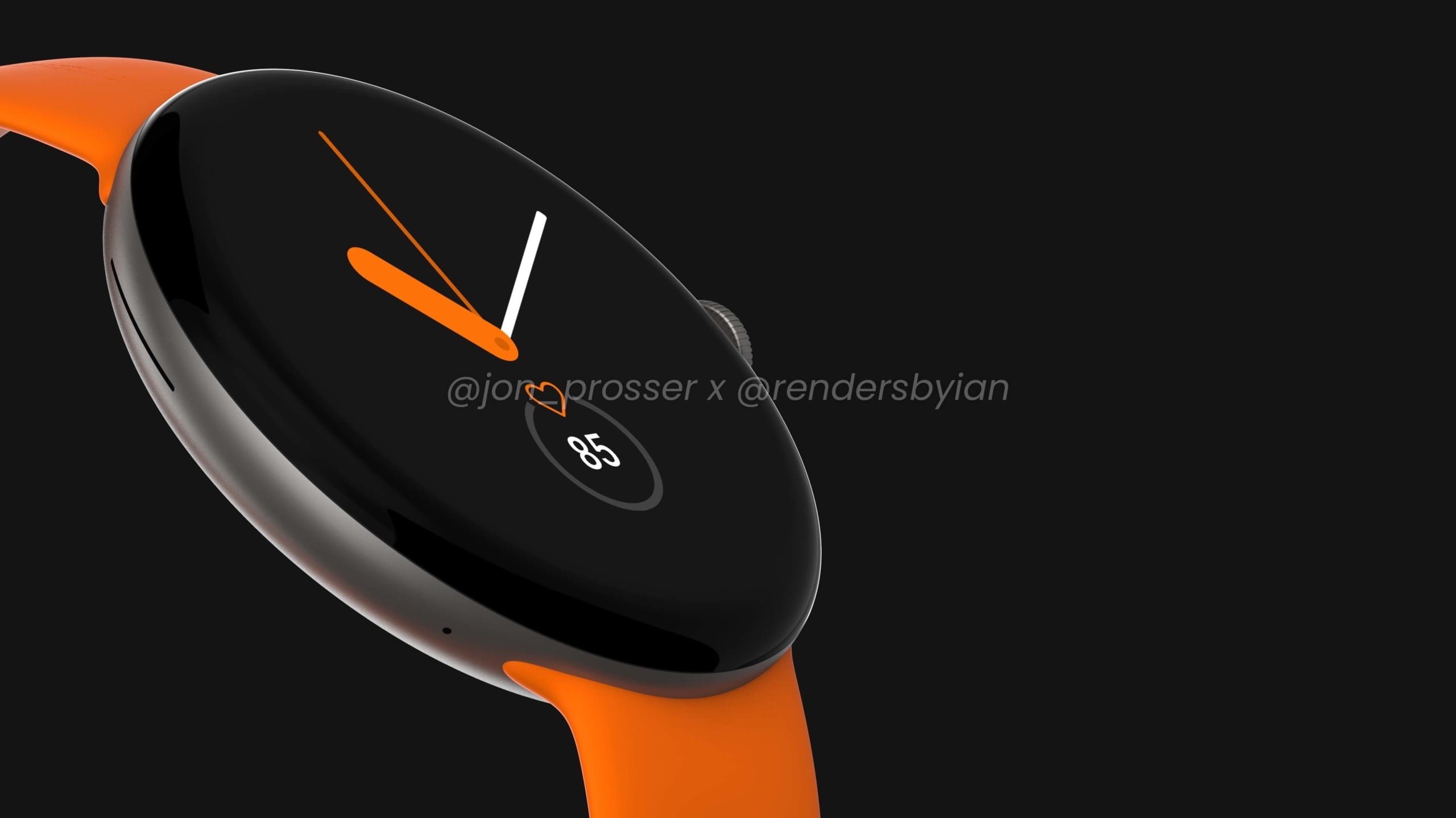 google pixel watch leaked images rohan 9