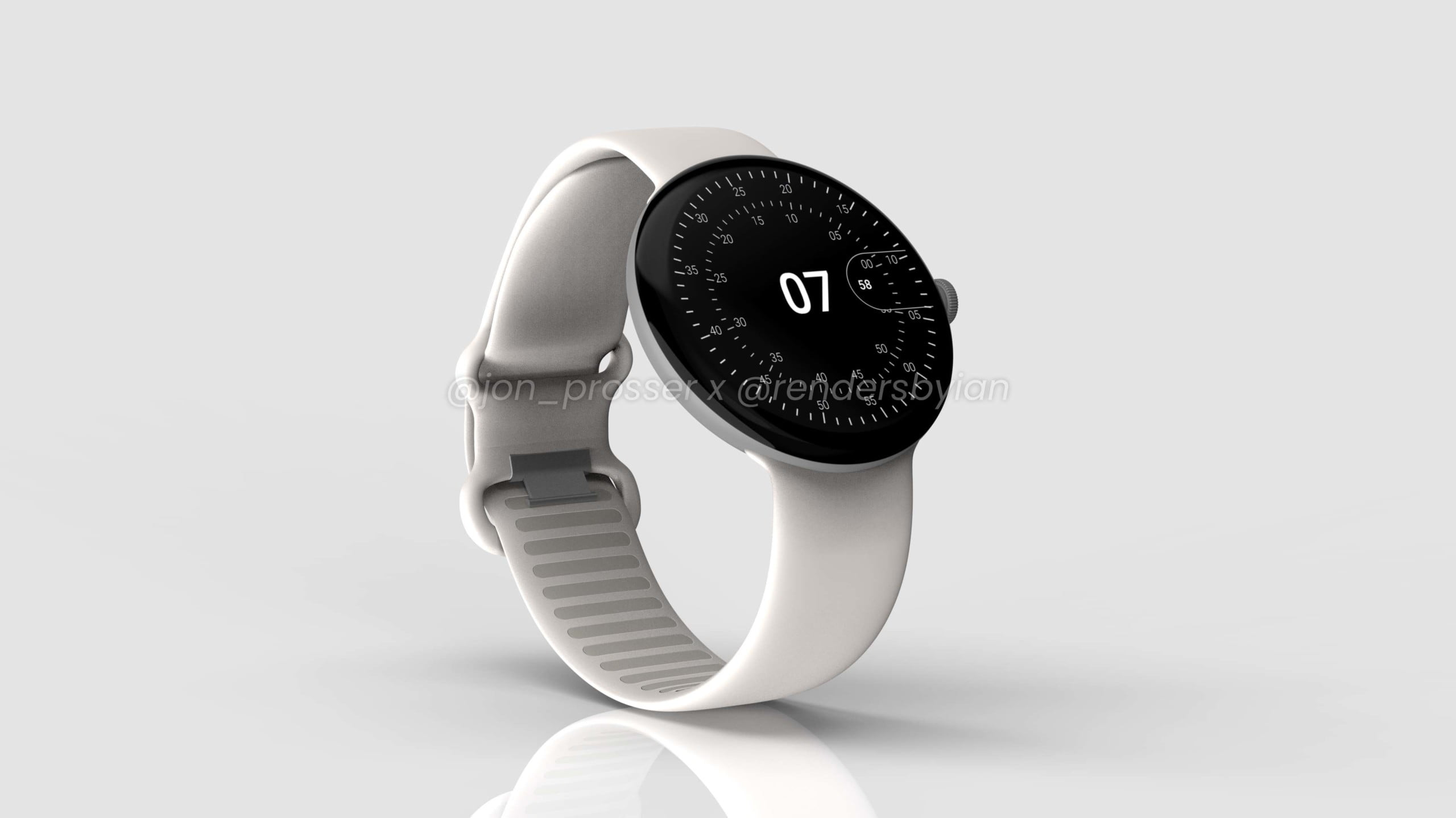 google pixel watch leaked images rohan band