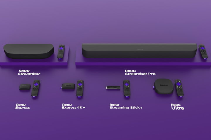 All 2021 Roku Player devices
