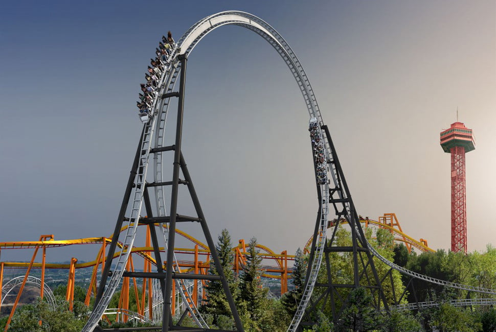 biggest rollercoasters in the world roller 3