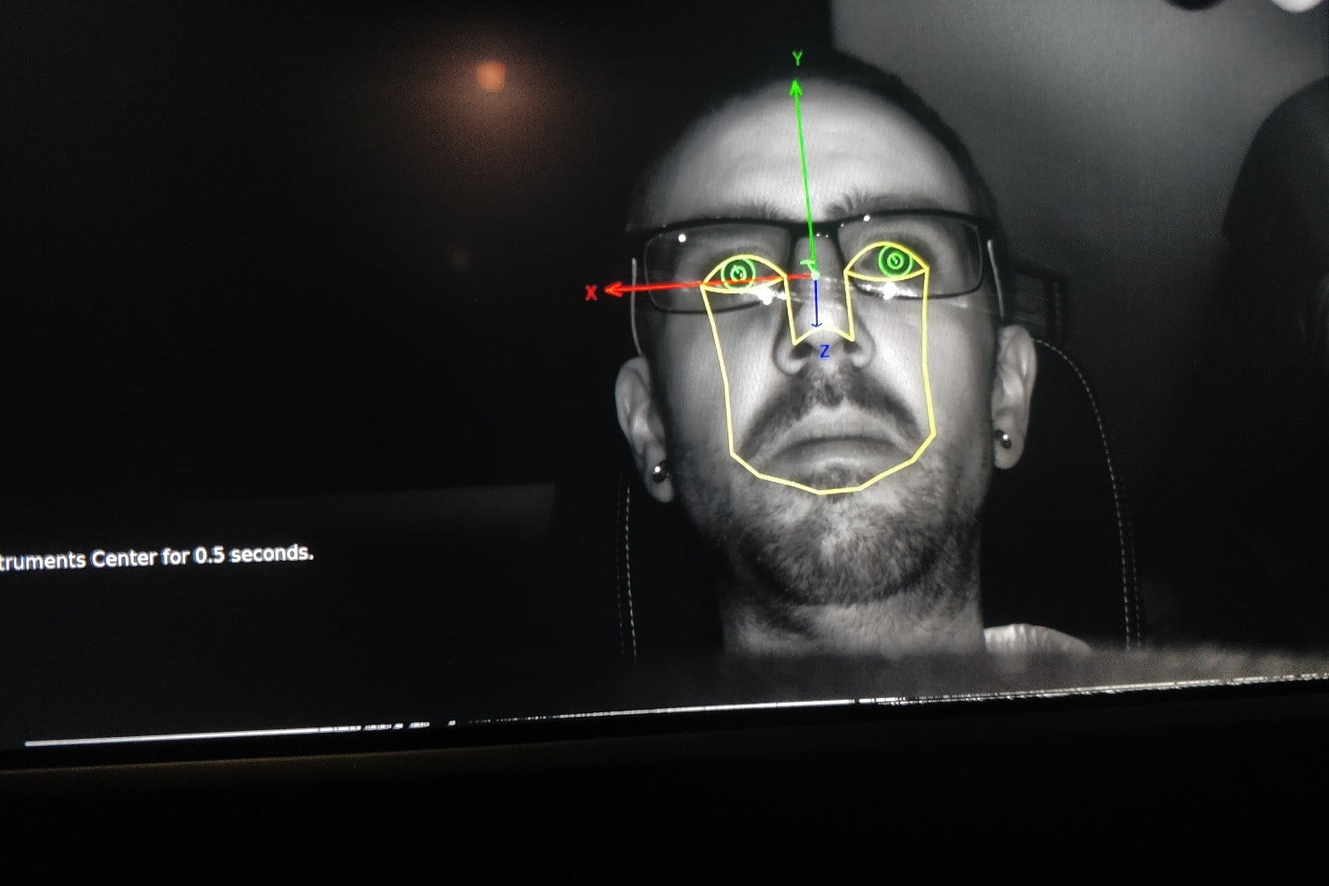 Bosch facial recognition technology