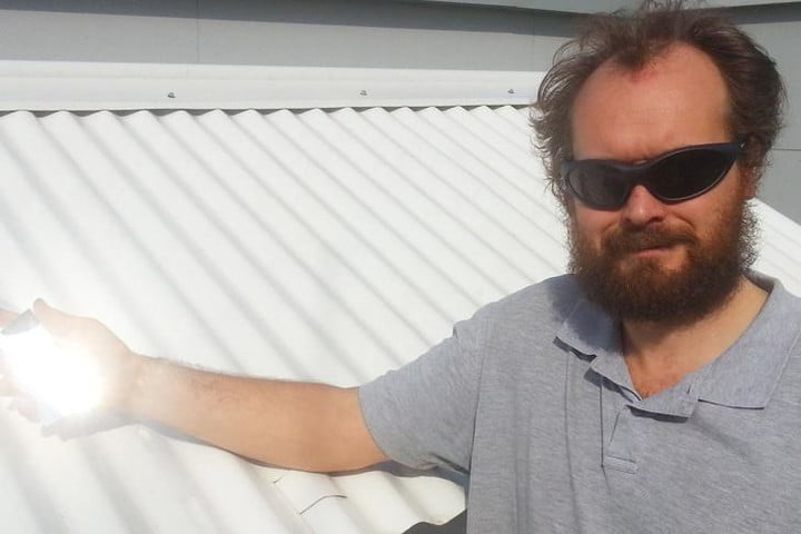 australian researchers polymer material keeps roofs cooler roof1 angus gentle cropped
