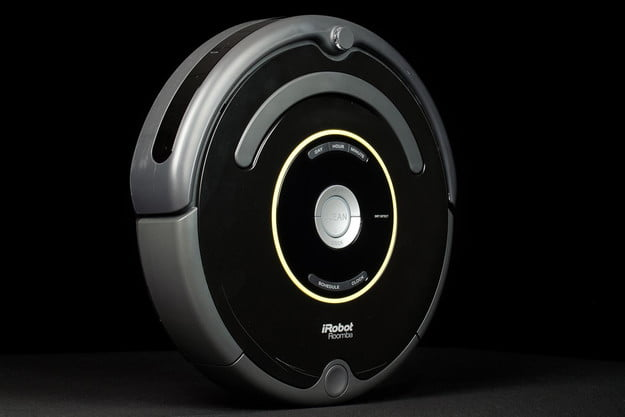 irobot roomba 650 review front angle
