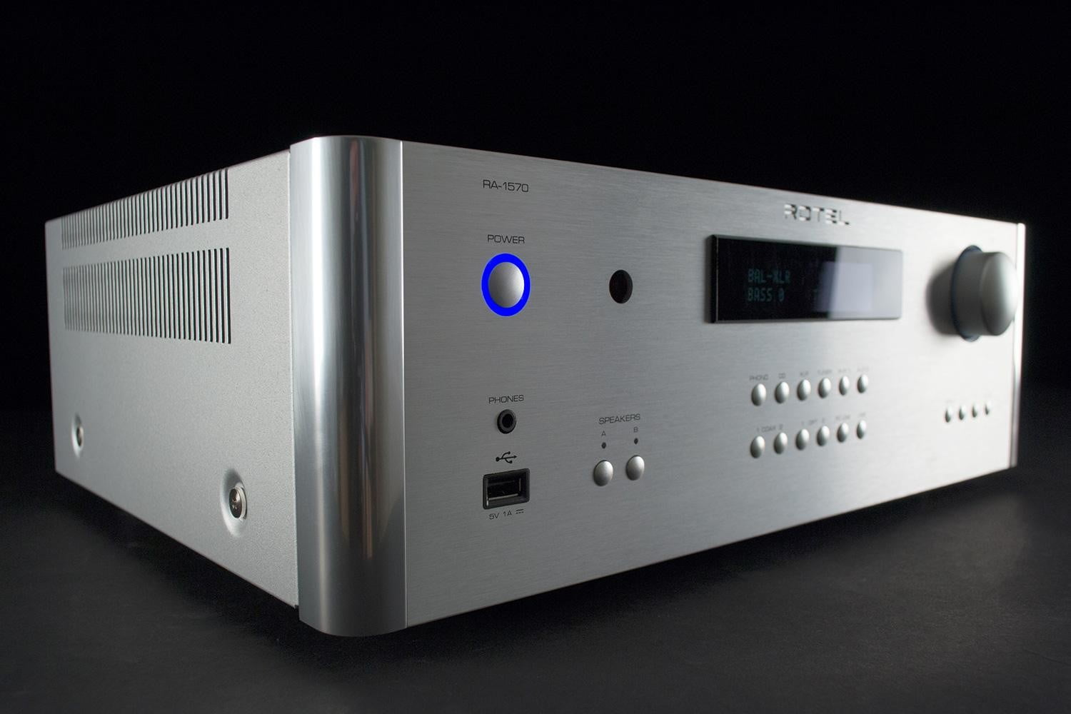 rotel ra 1570 review receiver pwrbtnisolate