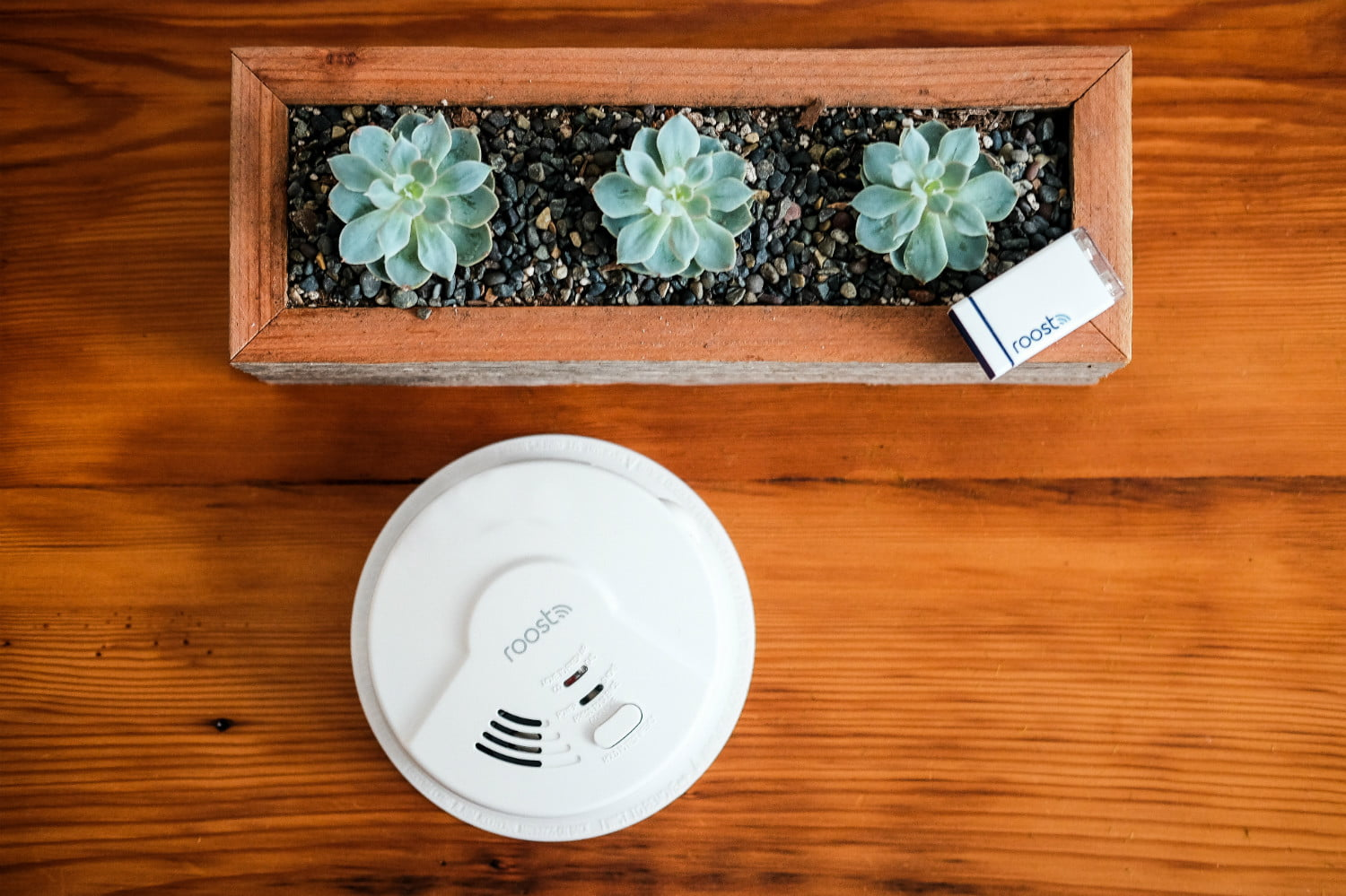 the roost smart smoke alarm detects fire co and natural gas rsa 400 with rsb succulent