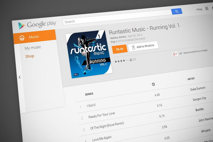 runtastic adds ultimate fitness playlist powered universal music group running vol 1