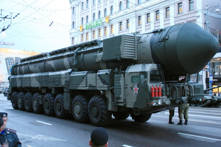 russia wants to target asteroids with icbms russian intercontinental ballistic missile icbm
