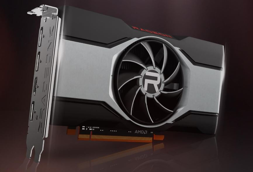 The AMD RX 6600 XT is 15% faster than the RTX 3060, but there's a catch