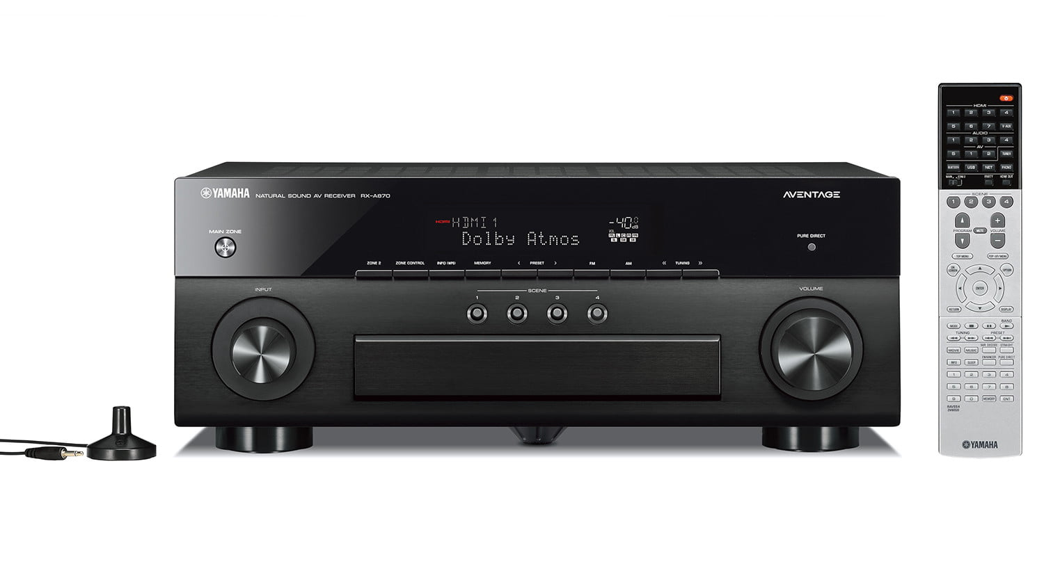 yamaha aventage rx a 70 series receivers 2017 pricing availability rxa870blfructkrl f