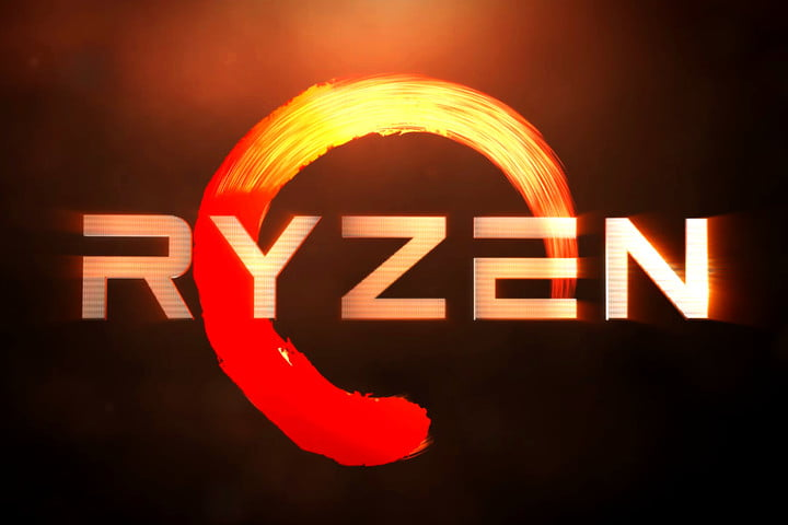 amd ryzen processors available for preorder logo