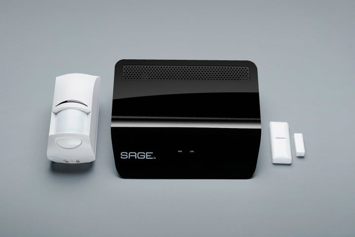 sage home security system hughes