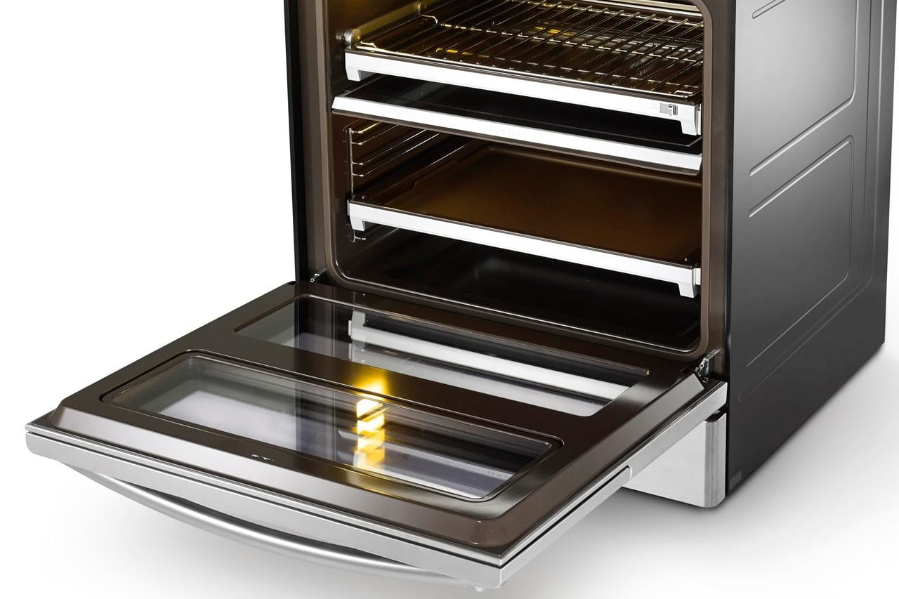 samsungs home appliances at ces 2015 samsung 30  freestanding flex duo oven range with double door image 3
