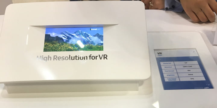 samsung 4k vr display uhd