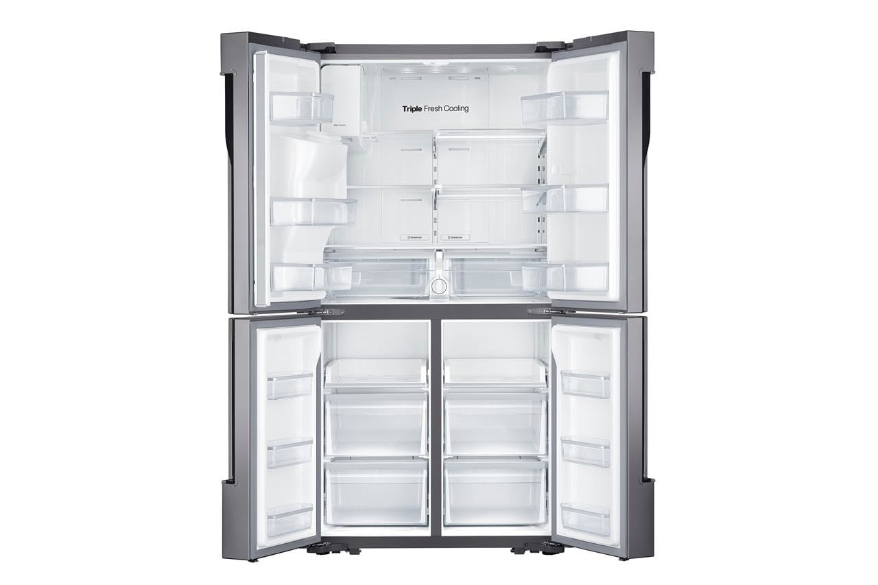 samsungs home appliances at ces 2015 samsung counter depth t type refrigerator  image 1