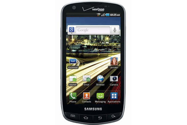 Samsung Droid Charge Display Front