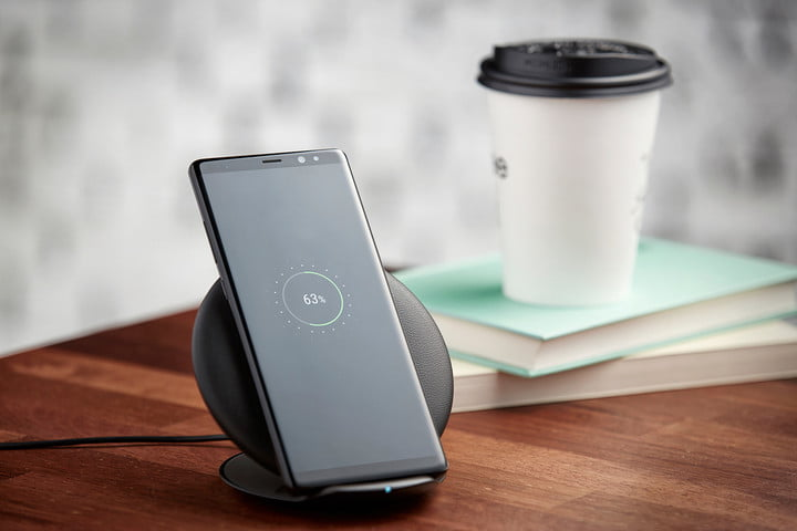 Samsung Galaxy Note 8 how does fast charging work