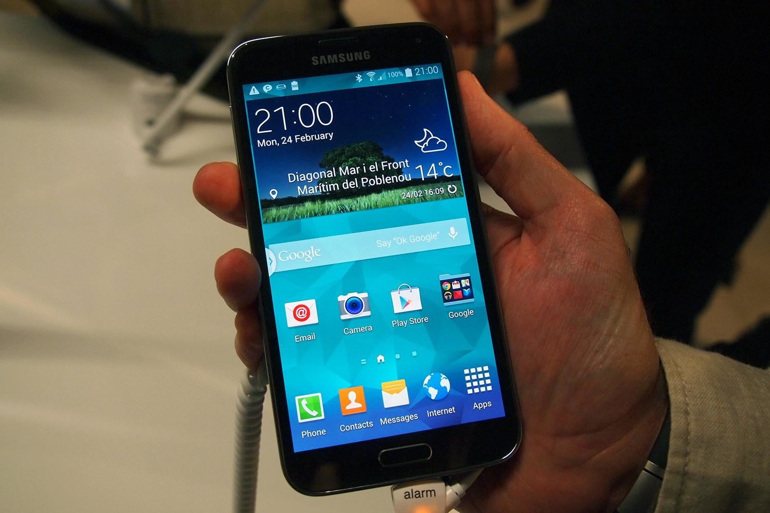 galaxy s5 specs release date price samsung front