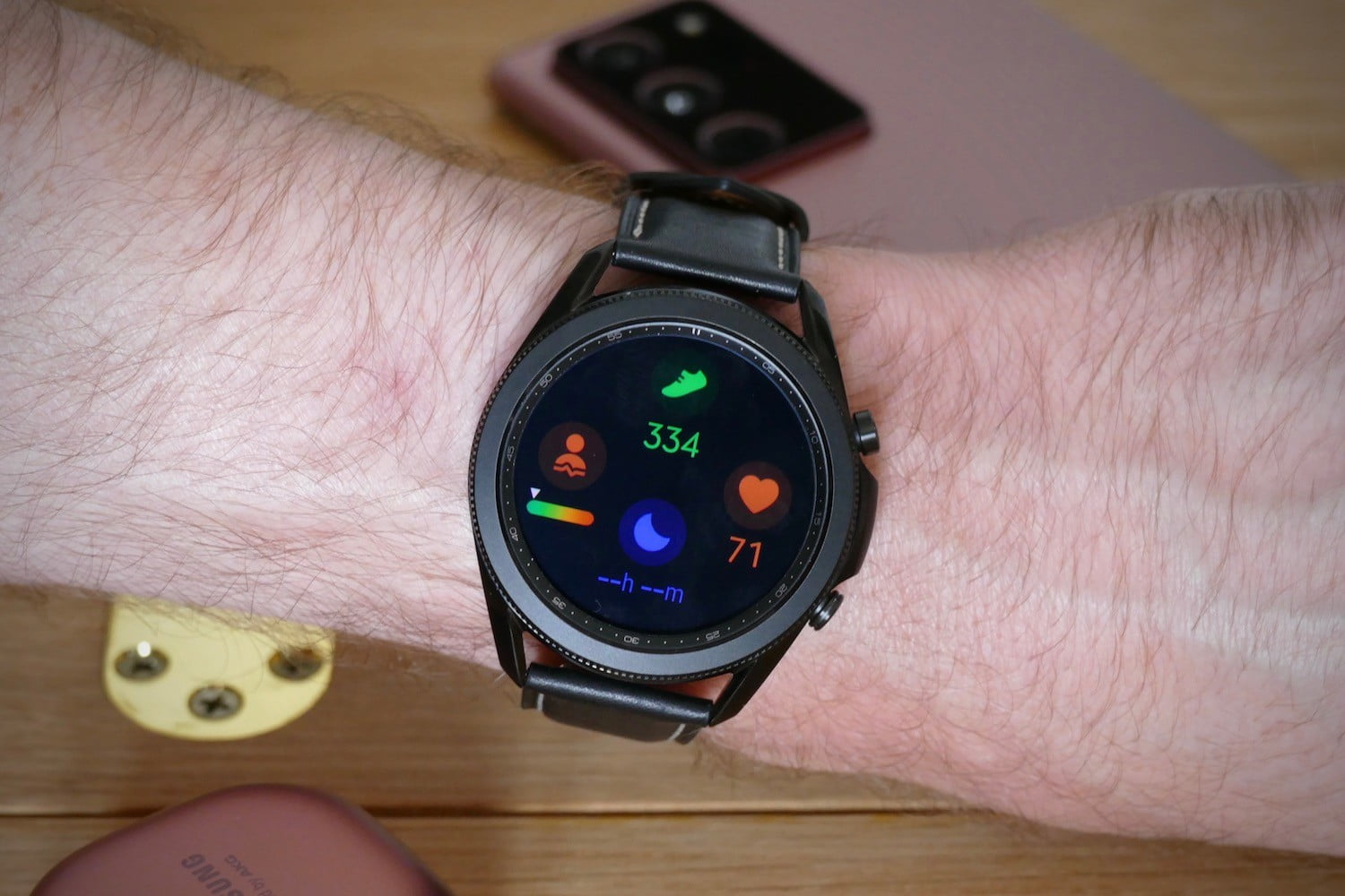samsung galaxy watch 3 review fitness