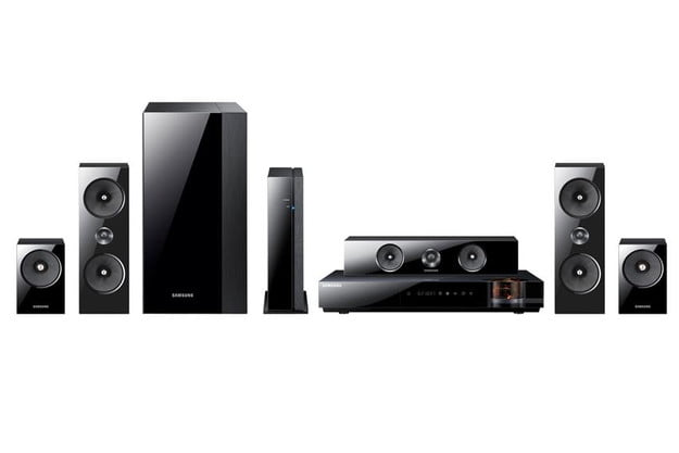 Samsung HT E6500W home theater review