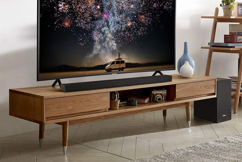 amazon drops prices on bose sony samsung and yamaha sound bars for labor day hw r450 bar  1