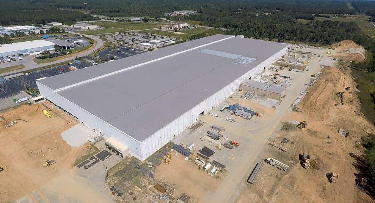 samsung home appliance us newberry plant 1