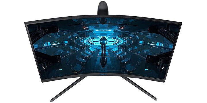 This is why you should buy a curved gaming monitor while it's on sale