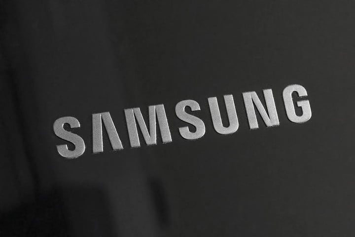 Samsung S27D390H review monitor logo