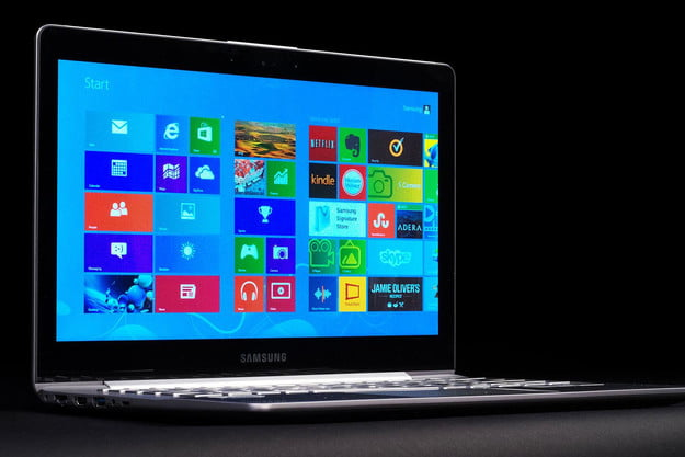 Samsung Series 7 Ultra front angle
