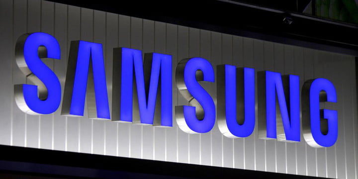 samsung q3 financial results sign