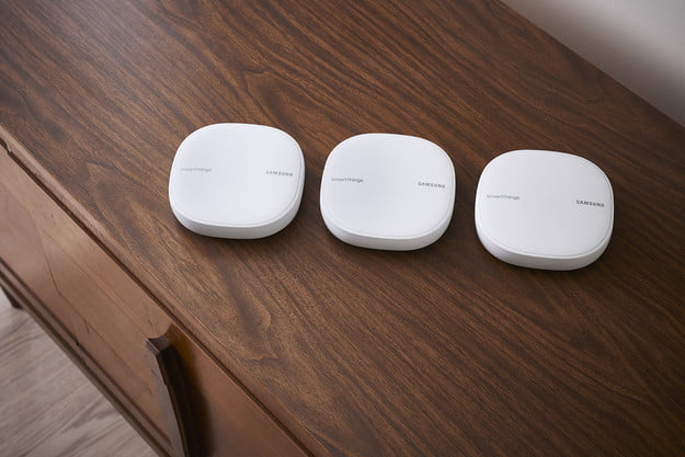 samsung smartthings w-fin counter