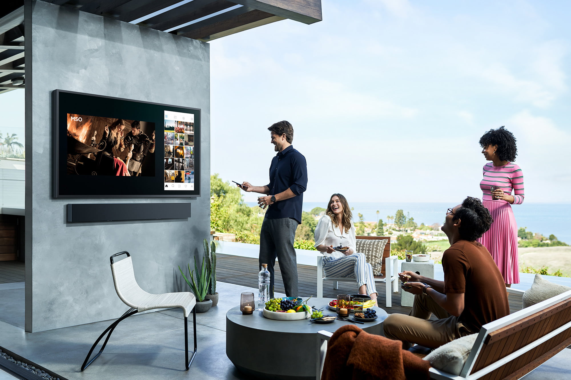 What You Need To Build An Outdoor Movie Theater Digital Trends