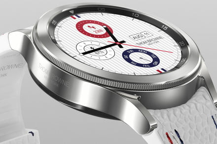 Samsung and Thom Browne give you a reason to spend more on a Galaxy Watch 4