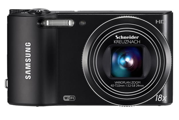 Samsung WB150F review