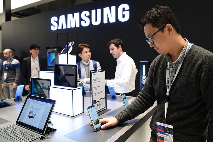 thanks samsung youve ruined mwc 2018  lluis gene