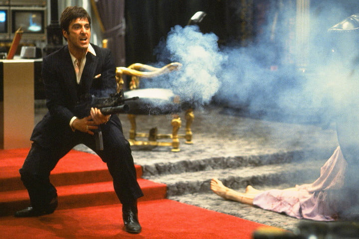coen brothers scarface script gall