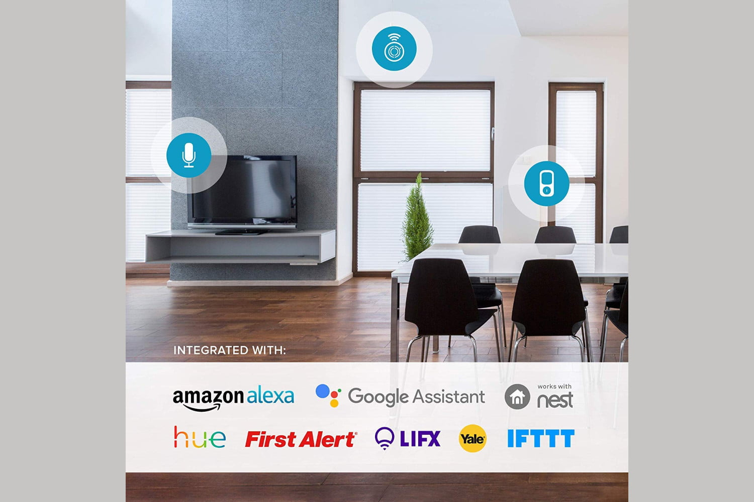 amazon drops post prime day deals on scout alarm diy smart home security kits 9 piece kit 4  1