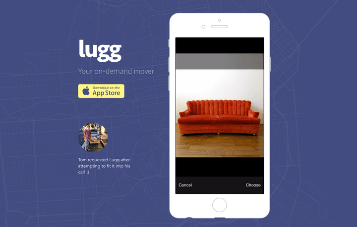 lugg app uber for moving screen shot 2015 01 12 at 11 34 03 am