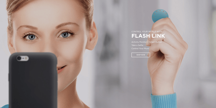 misfit flash link smart button wearable screen shot 2015 07 16 at 6 27 20 pm