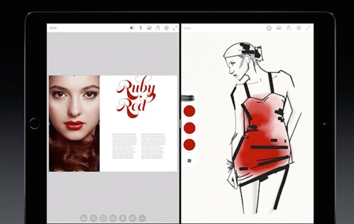apple bites it with decision to photoshop a smile on womans face screen shot 2015 09 10 at 7 23 39 pm