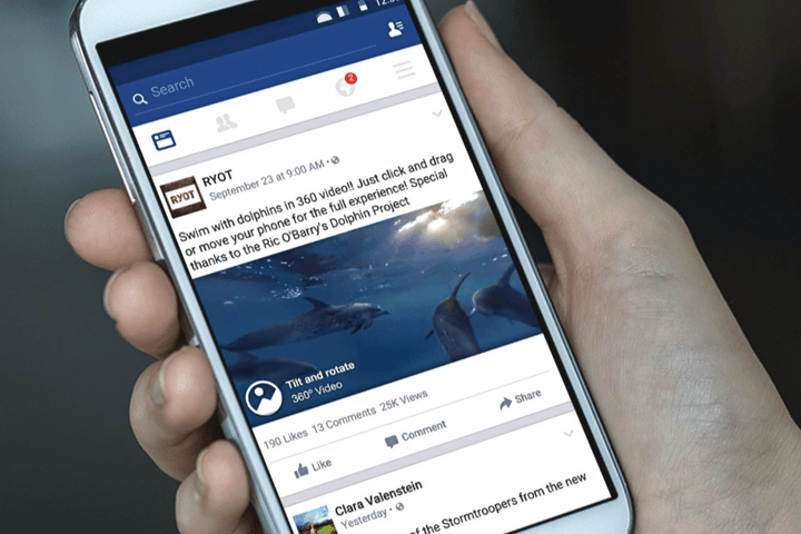 facebook enables 360 degree video for ios and gear vr screen shot 2015 11 12 at 4 20 00 pm copy