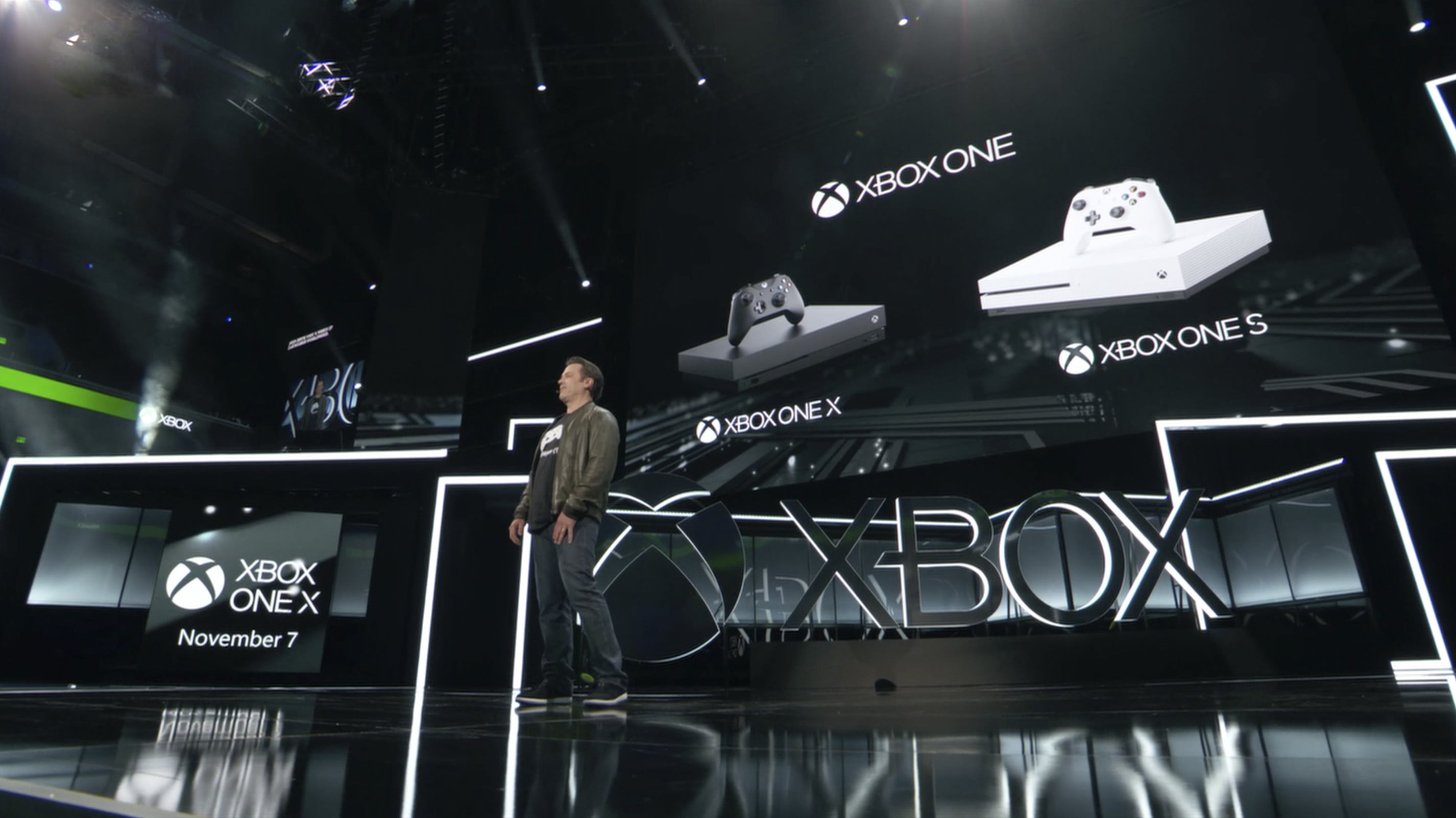 xbox one x announced screen shot 2017 06 11 at 2 05 16 pm
