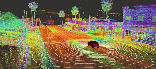 how cruise develops digital maps for self driving cars car map