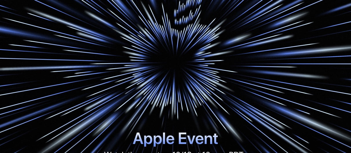 Apple's Unleashed event is slated for October 2021.