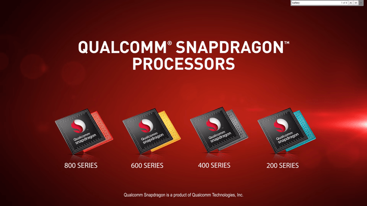 qualcomm snapdragon 660 630 mid to low end 2016
